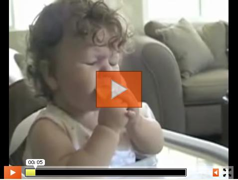 Funny Videos - Pictures from the baby funny videos.