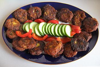 aperitive vegetariene