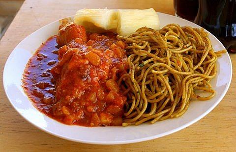 Recetas cocina peruana receta sopa seca y carapulcra for Cocina tradicional definicion