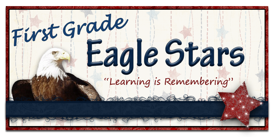 First Grade Eagle Stars