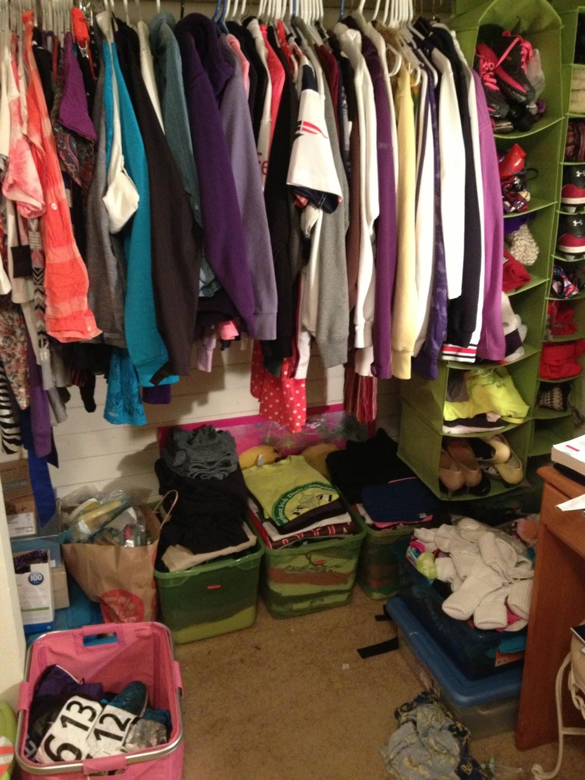 Diy Teen How I Organize My Closet Why I Love It