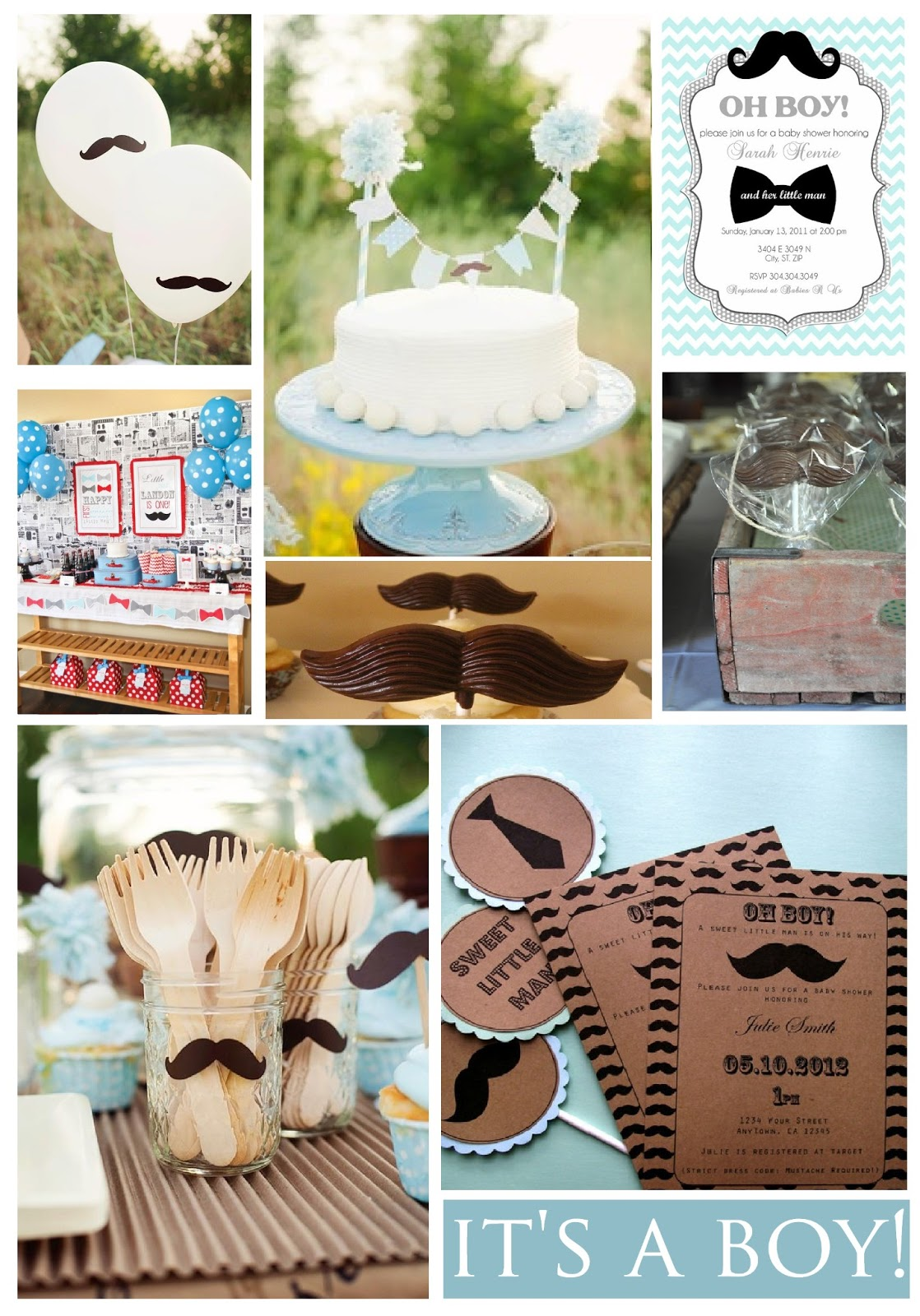 cute is this baby shower theme if i were to have a baby boy i think