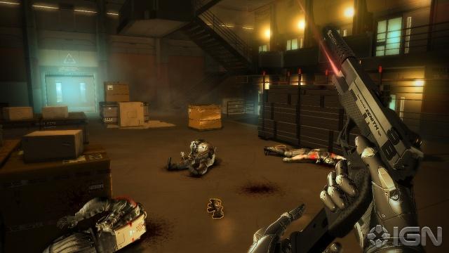Deus ExHuman Revolution pc game