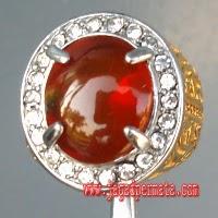 Red Fire Opal
