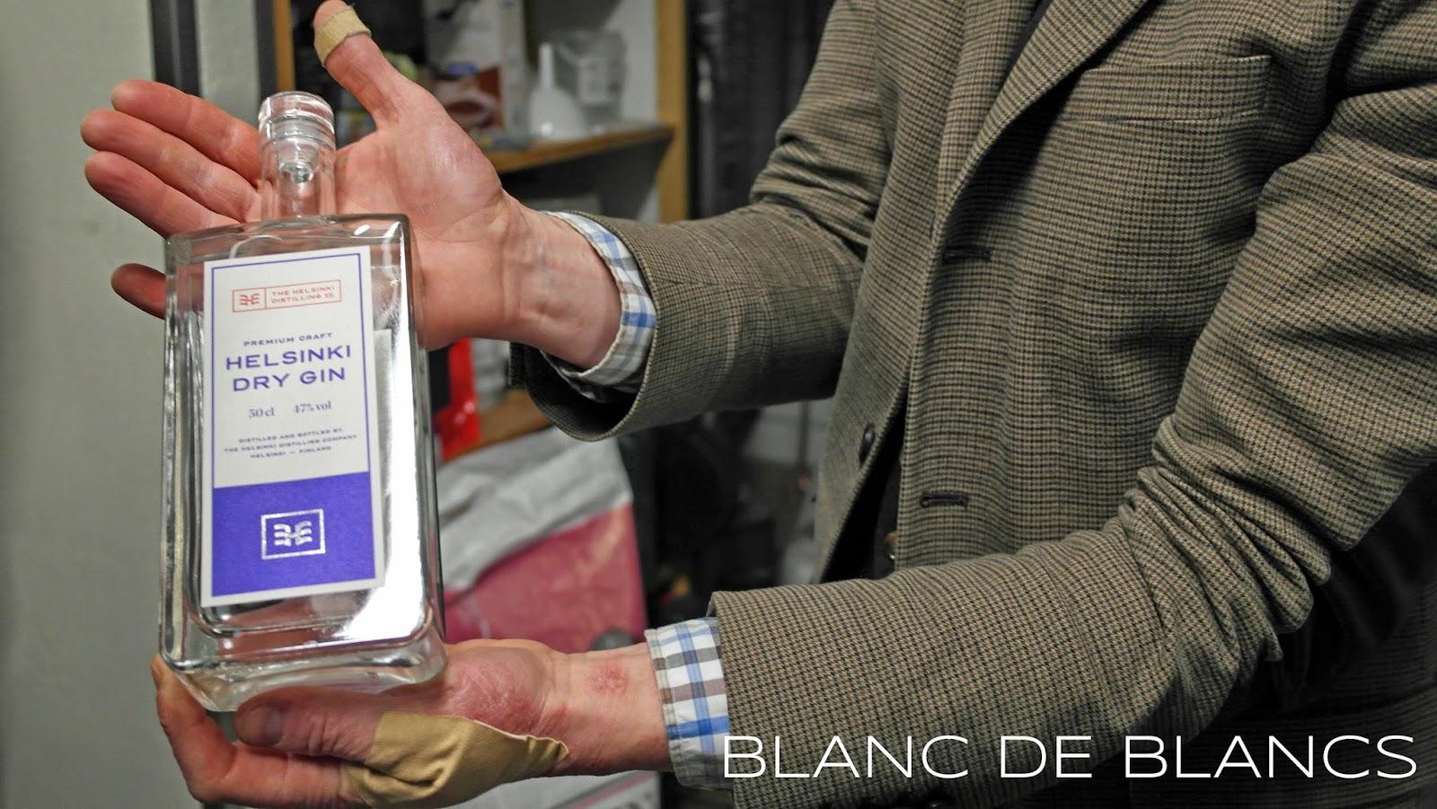 Helsinki Dry Gin - www.blancdeblancs.fi