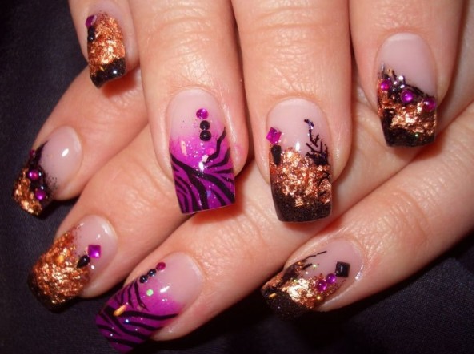 Nail Design 2012,Beauty Nail Design for Women