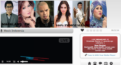 Mapalang FM Radio Online Gratis