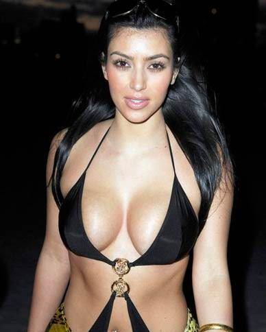 Kim Kardashian Hot