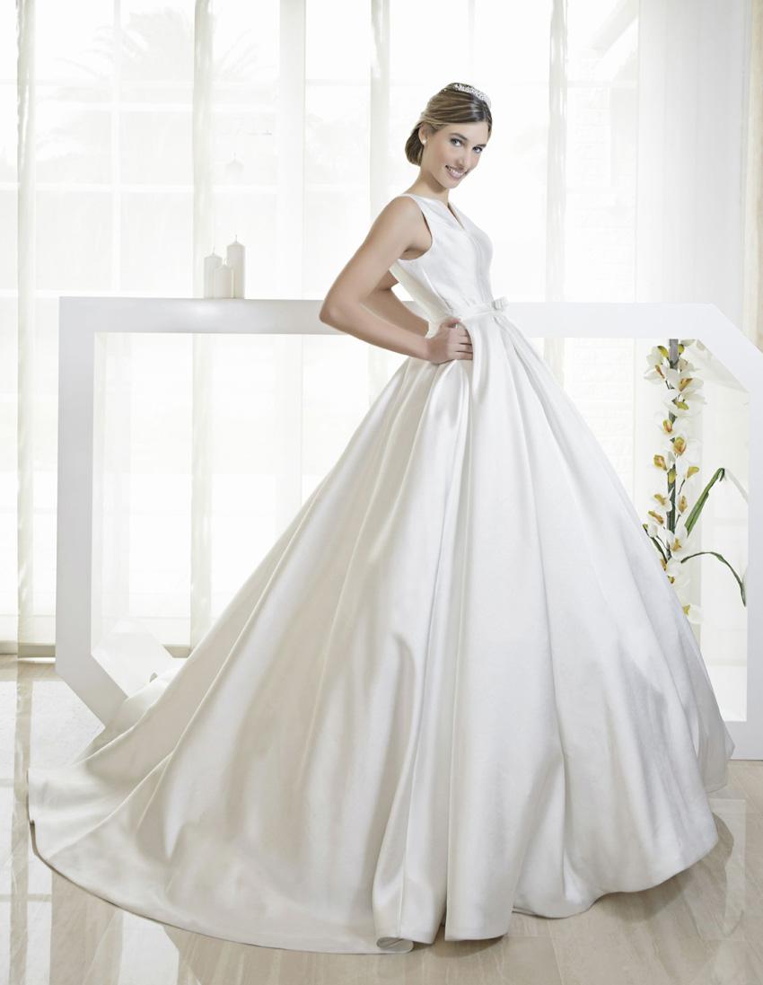 Vestidos novias maria luisa valladolid