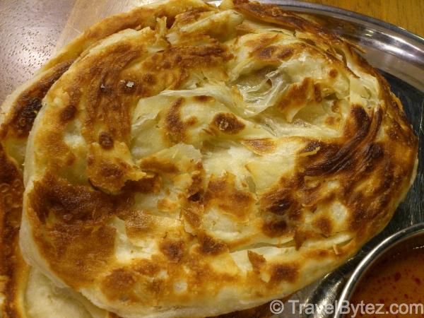 Plain Roti Prata