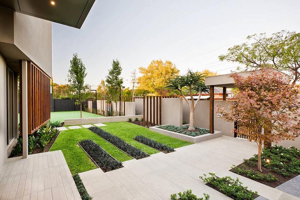 8 desain taman rumah minimalis cantik desain rumah minimalis