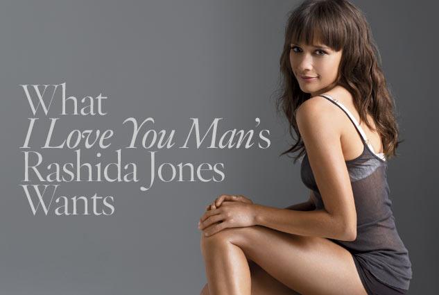 Rashida Jones Nude