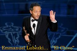 """Mexicanos de éxito: Emmanuel Lubezki: """"El Chivo"""""""