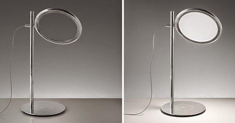 Arredo in discovery di ernesto gismondi lampade moderne for Lampade da arredo moderne