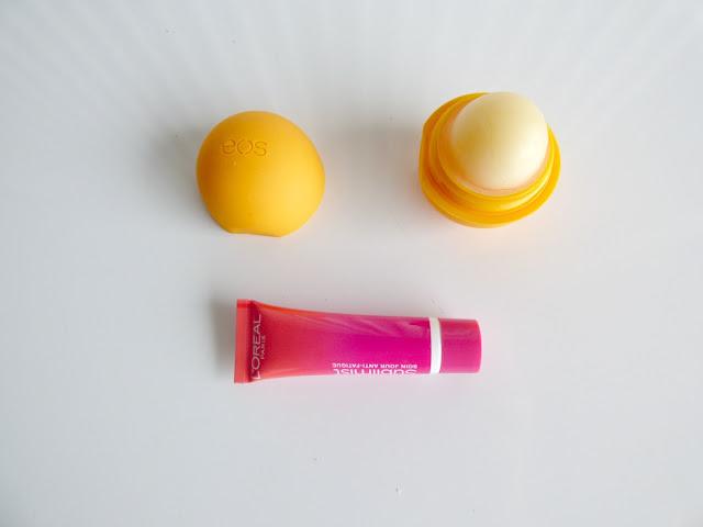 baume à lèvre eos