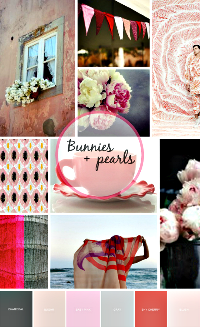 blog mood board, mood board