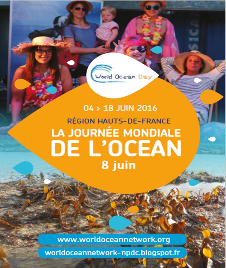 PROGRAMME JOURNEE MONDIALE DE L'OCEAN 2016