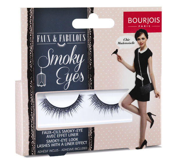 Bourjois False Lashes - Faux & Fabulous Smoky Eyes