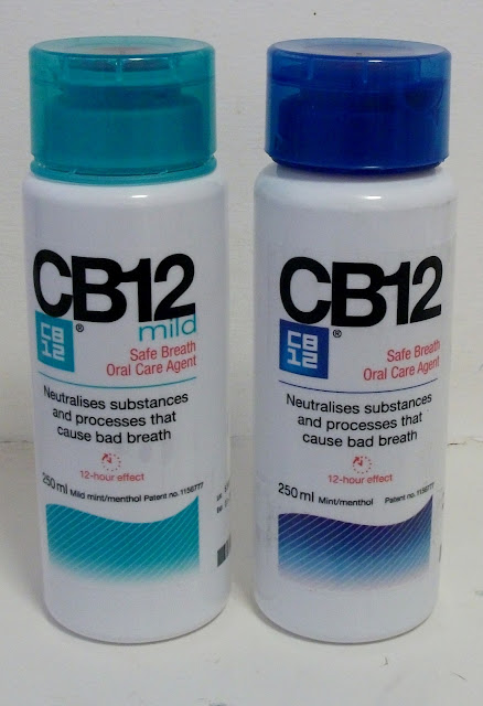 CB12 Mouth Rinse