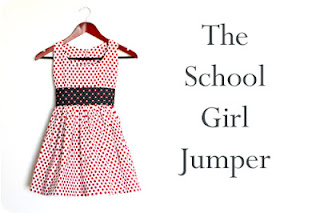 School Girl Jumper Sewalong
