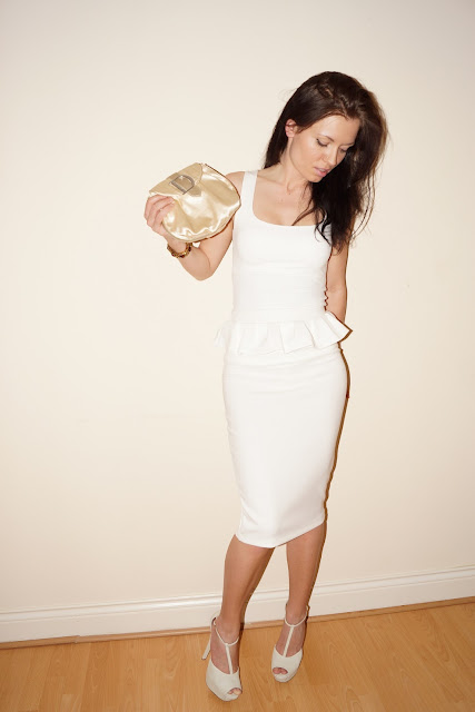 river island peplum skirt