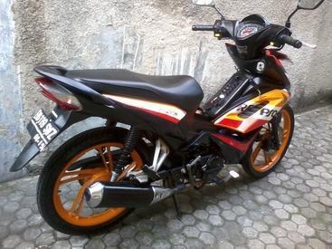 Jual Beli Motor Online Honda Blade Repsol