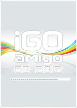 iGO Amigo 8.4 Versão 3D  Novembro de 2012