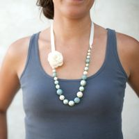 upcycled &amp; repurposed jewelry
