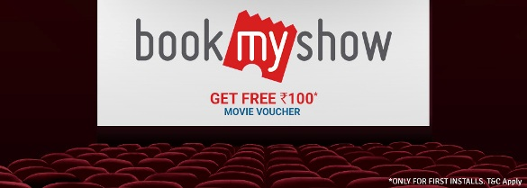 BookMyShow  Refer & Earn