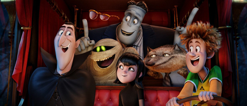 Hotel Transylvania 2 Trailer, Clips, Music Video, Images and Posters