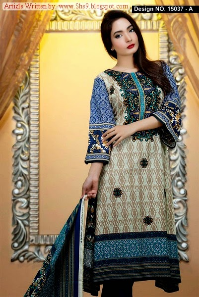 Star Classic Khaddar Collection 2014
