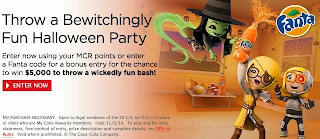 Throw a Bewitchingly Fun Halloween Party with Fanta