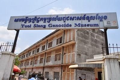 Cambodia Muslim Holiday & Travel, kemboja, genocide museum