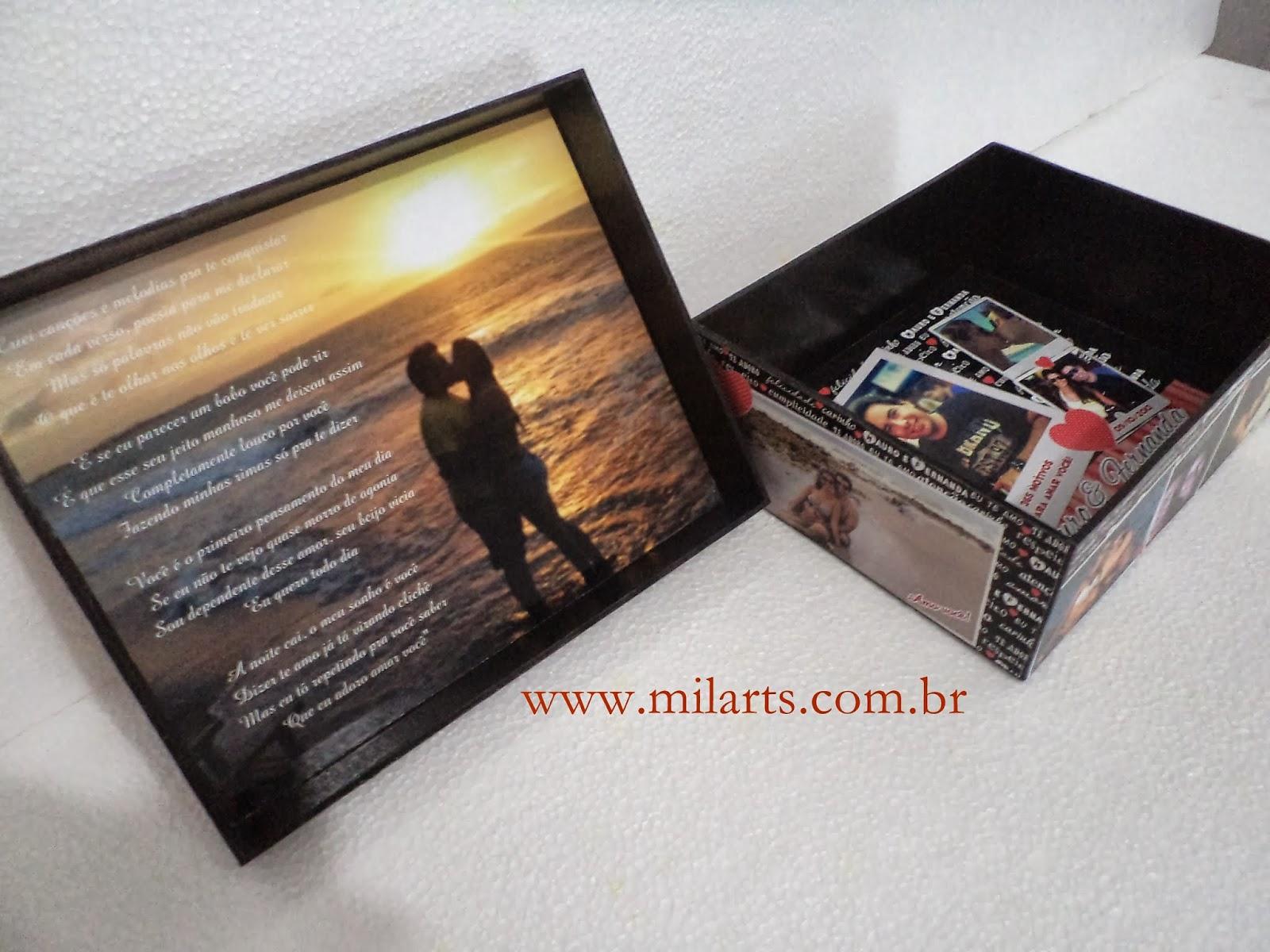 Linda Caixa de Madeira Personalizada com fotos Para Namorados  #956336 1600x1200