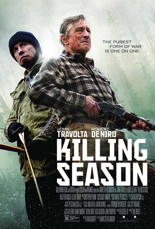Killing Season 2013 720p Esub BluRay  Dual Audio English Hindi GOPISAHI