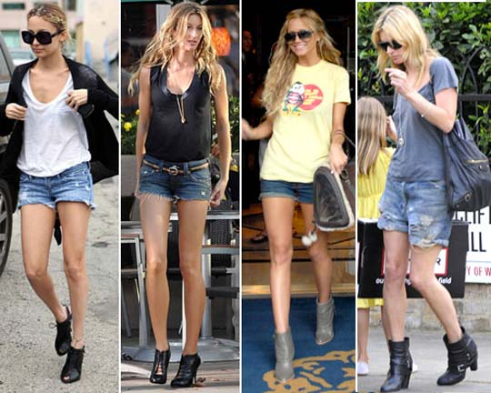 Jean Shorts For Women In Style