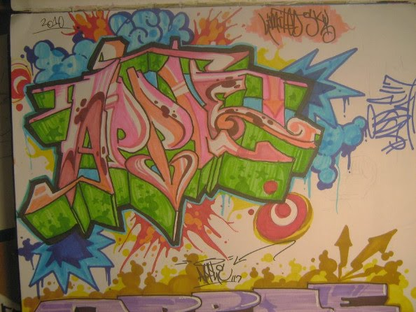 New Crazy Graffiti 2011