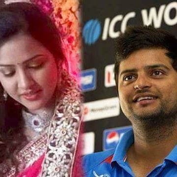Suresh Raina Wedding Dress