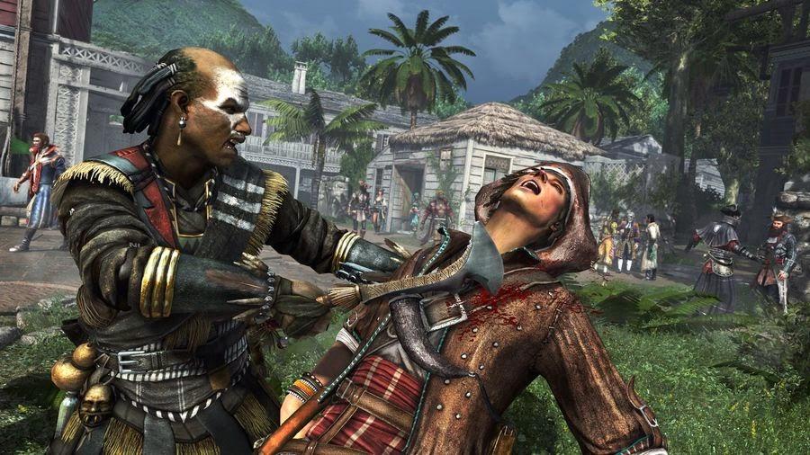 Assassins Creed 4 Black Flag Guild of Rogues screenshot