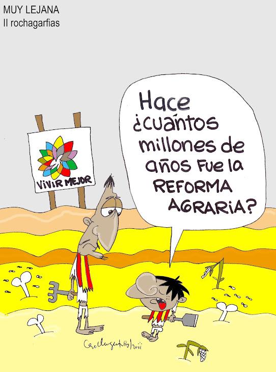 BURLA A LA REFORMA AGRARIA MEXICANA