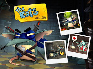 Screenshots of the The rats online for Android tablet, phone.