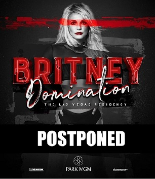 """BRITNEY: DOMINATION"""