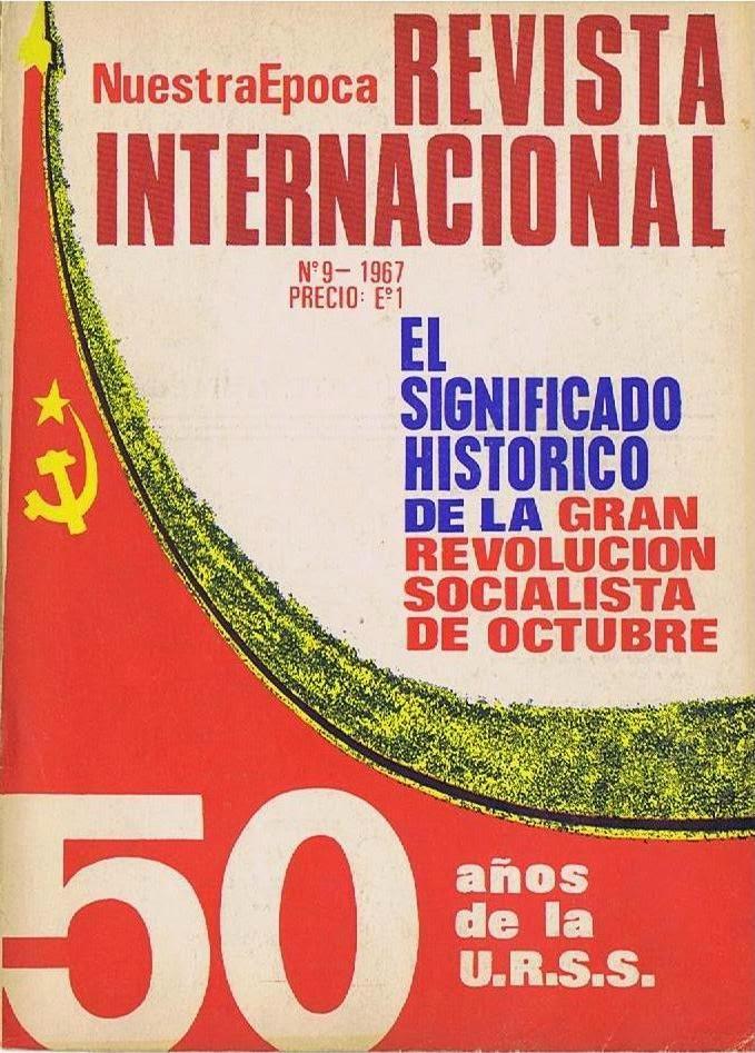 Nuestra Epoca REVISTA INTERNACIONAL N°9 - 1967