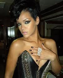 rihanna pic of nail designs