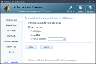 Autorun Virus Remover 3.0 Build 0201 incl keygen - Free Download