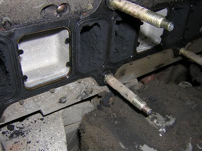 ремонт mitsubishi чистка впускного коллектора