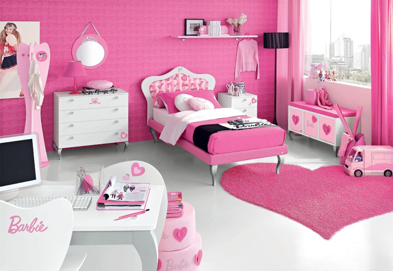 Girls room furniture designs. | An Interior Design