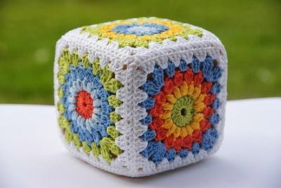crochet granny rattle