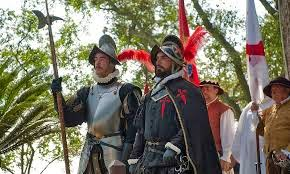St Augustine Commemorates Founder's Day Sept 6, 2014 1 download%2B(1) St. Francis Inn St. Augustine Bed and Breakfast