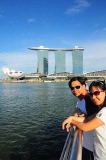 Singapore Marina Bay Marina Sands
